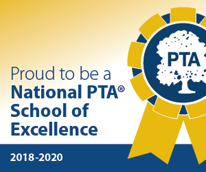 DBES is a National PTA School of Excellence!